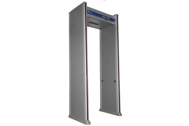 防雨型金属探测安检门